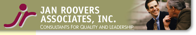 Jan Roovers Associates, Inc.